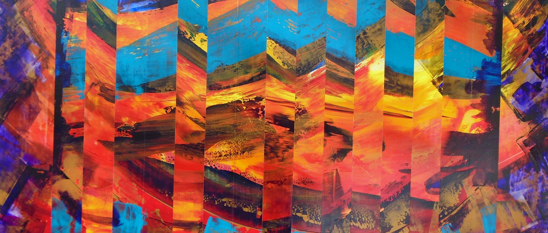 Terre de Feu par Michel R Lalonde